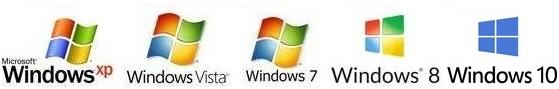 Windows Logos